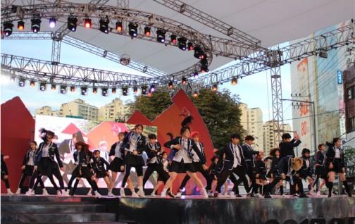 세계거리춤축제이미지